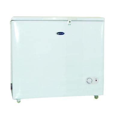 Chest Freezer 120 Liter Cfr 122 Frigigate 3 frigigate blibli