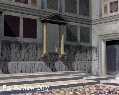 roman senate house vwinai sagalassos turkey home page
