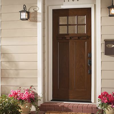 door exterior selecting your exterior doors at the home depot