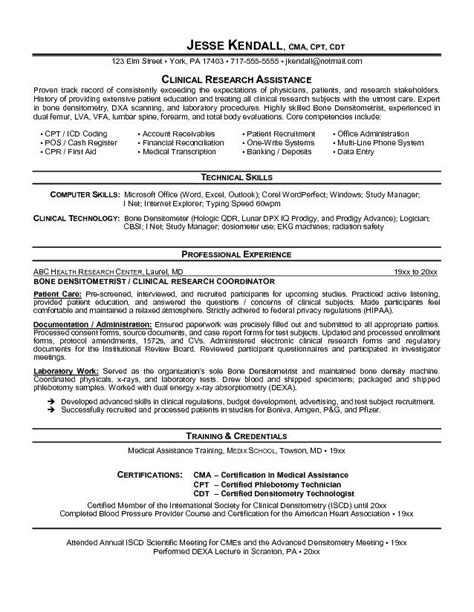 office resume sle free resumes tips