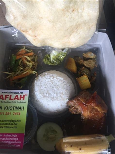 Nasi Box Ayam Bakar Eksklusif Aqua Cup nasi box nasi kotak catering jogja