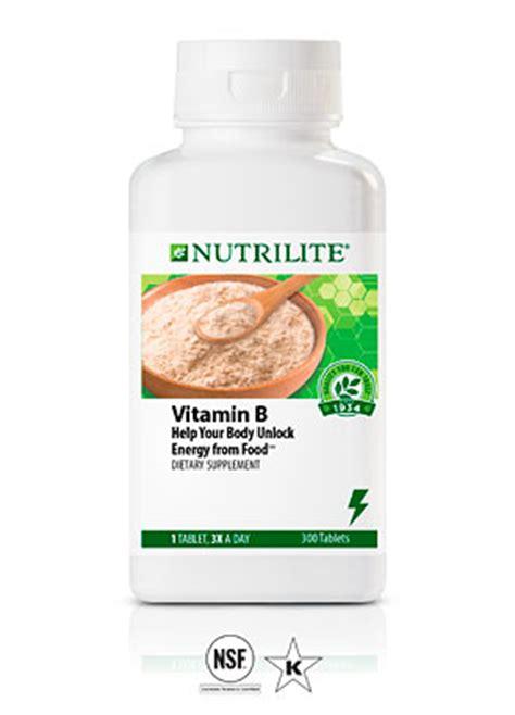 Vitamin B Complex Amway Vitamin B