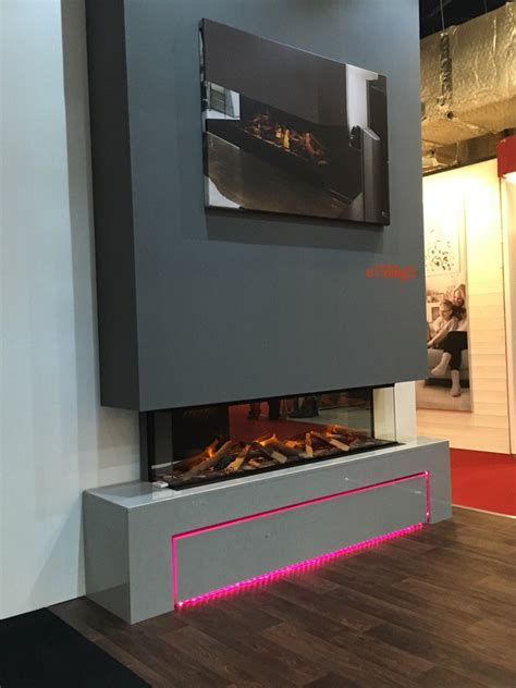 Cheminee Electrique 213 by Cheminee Electrique Evonic Fires E1500gf3 Artflame