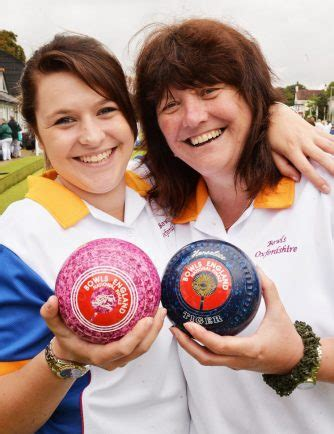 bowls championships get off to soggy start in leamington
