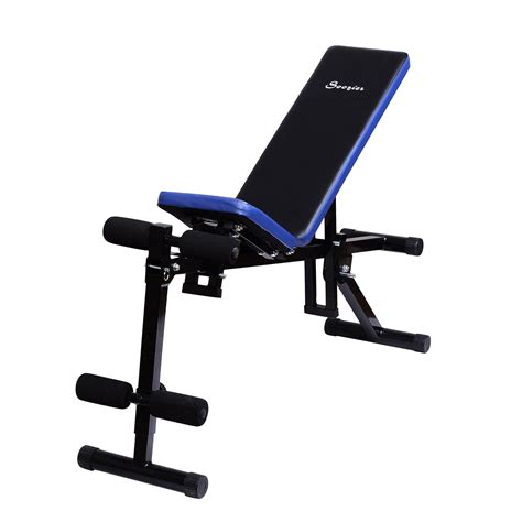 weightlifting bench dumbell weight lifting bench aosom ca