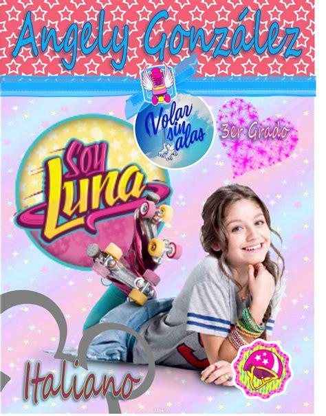 www soy luna com forro de cuadernos soy luna escolar bs 3 500 00 en