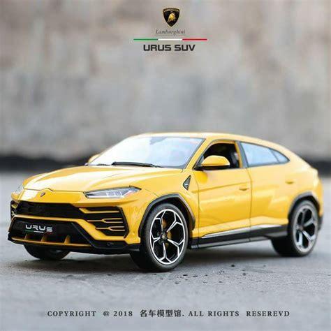 Lamborghini Bburago by Bburago To Bring In Lamborghini S Flagship Suv Urus In 1