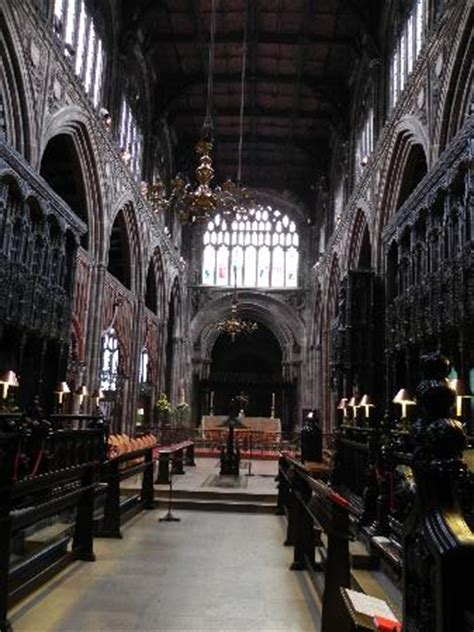 swinging clubs in manchester manchester cathedral choir stalls picture of