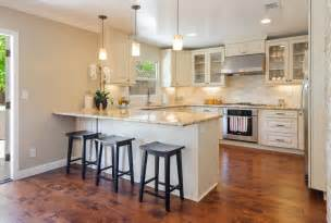 Traditional Kitchen with U shaped & Undermount Sink in Costa Mesa, CA   Zillow Digs   Zillow