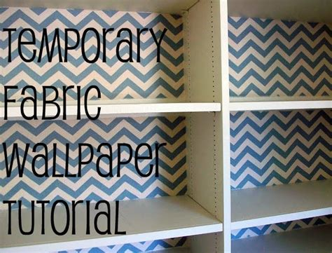 temporary fabric wallpaper temporary fabric wallpaper tutorial heather handmade