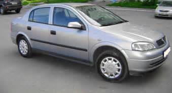 2002 Opel Astra Used 2002 Opel Astra Photos 1598cc Gasoline Ff Manual