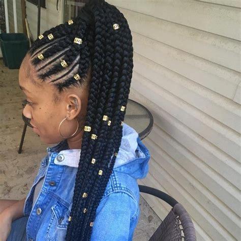 tied weave styles 29 all time fancy braids black hairstyles pinterest