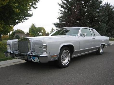 ogden lincoln mercury 7 best lincoln classic cars 1970s images on