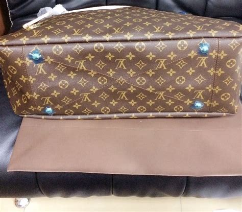 Lv By louis vuitton artsy mm monogram canvas replica review