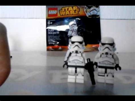 Lego Wars Stormtrooper Sergeant Polybag lego wars rebels polybag stormtrooper sergeant