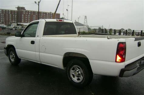 how petrol cars work 2004 chevrolet silverado 1500 transmission control purchase used 2004 chevy chevrolet silverado 1500 2wd v6 auto great work truck no reserve in