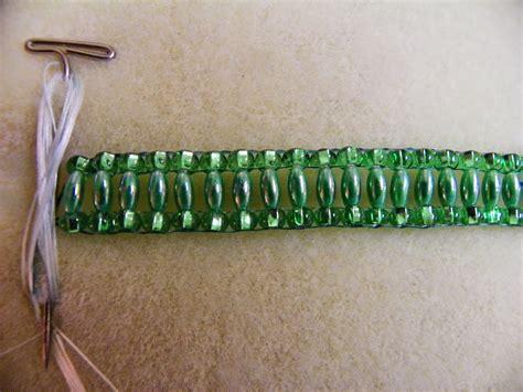 beading on a loom bead loom journal bracelet beading on a loom