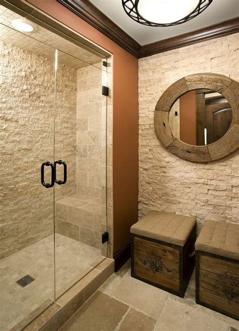 Stone bathroom showers single black vanity sink cabinet dual oval sink design ideas walnut