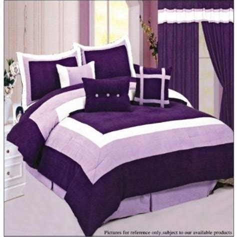 purple queen comforter sets 17 best ideas about purple bedding sets on pinterest