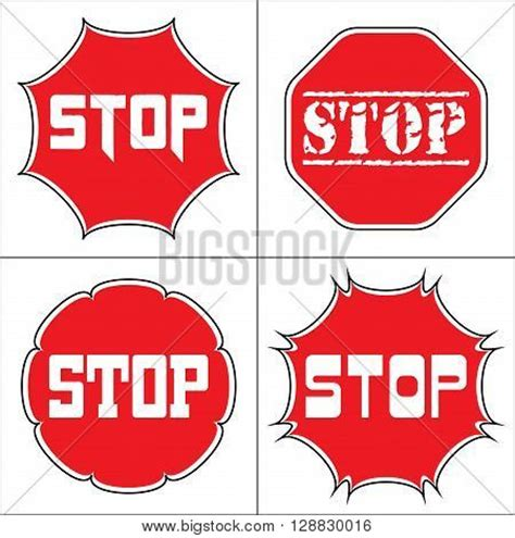 octagon shape images, stock photos & illustrations | bigstock