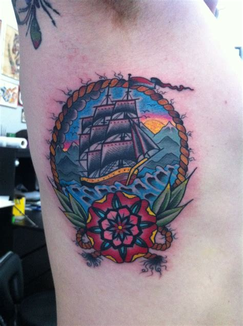 tattoo zoo ribs ship zoo