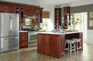 mahogany kitchen island mahogany kitchen cabinets kitchen mediterranean with