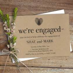 25 best ideas about engagement invitations on engagement dinner ideas
