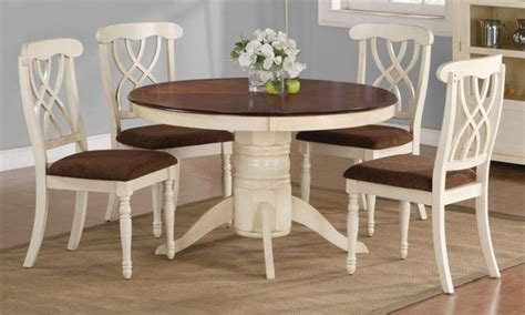 white and cherry kitchen table kitchen table and