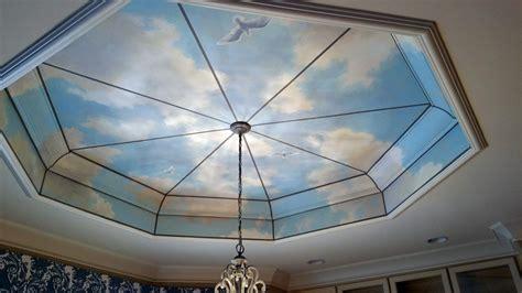 sky ceiling mural nashville mural painting furnaces heating repair