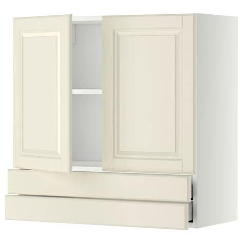 great ikea kitchen cabinet doors metod maximera wall cabinet w 2 doors 2 drawers white