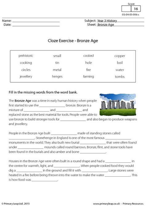 Age Reading Comprehension Worksheets