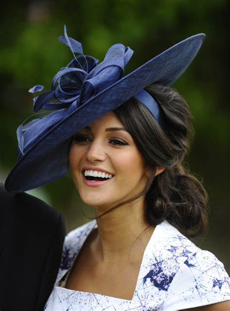 diy races hairstyles michelle keegan s stunning new look photo 1