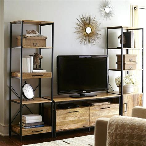 Plumbing Pipe Tv Stand by Tv Stand Plumbing Pipe Tv Stand Mango Wood