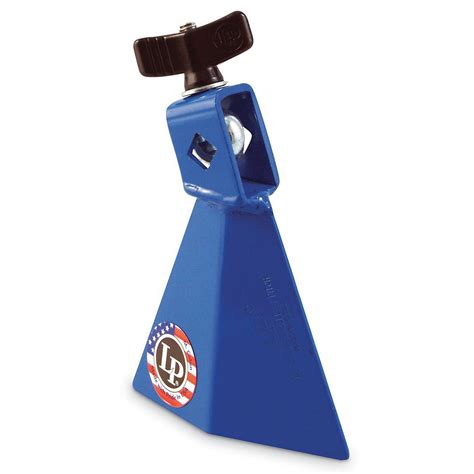 Jam Bell And percussion lp1231 jam bell blue high pitch 171 cowbell
