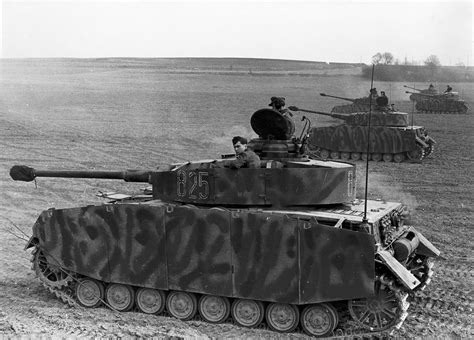 panzer iv ausf h tracked vehicles weapons technology