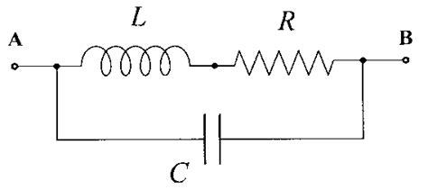 equivalent circuit of inductor simplified hf equivalent circuit of single layer solenoid air