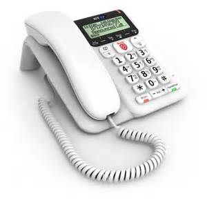 Floor Steamers by Bt Decor2600 Corded Telephone With Answer Machine