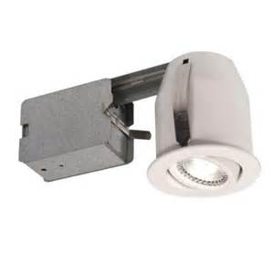 bazz 3 in white led recessed lighting fixture 303l5w