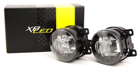 Projector Led Luxeon diode dynamics luxeon led fog lights review install and pics