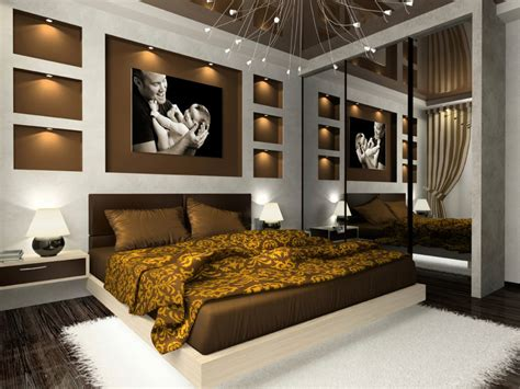 Brown Bedroom Ideas - house design exterior and interior the best bedroom