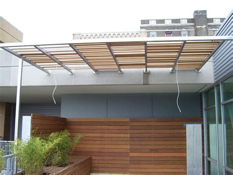 custom made awnings hand made loft patio awning by foreman fabricators inc