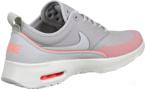 Nike Air Max Thea Grau Pink 528 by Nike Air Max Thea Grau Pink Rebelscots De