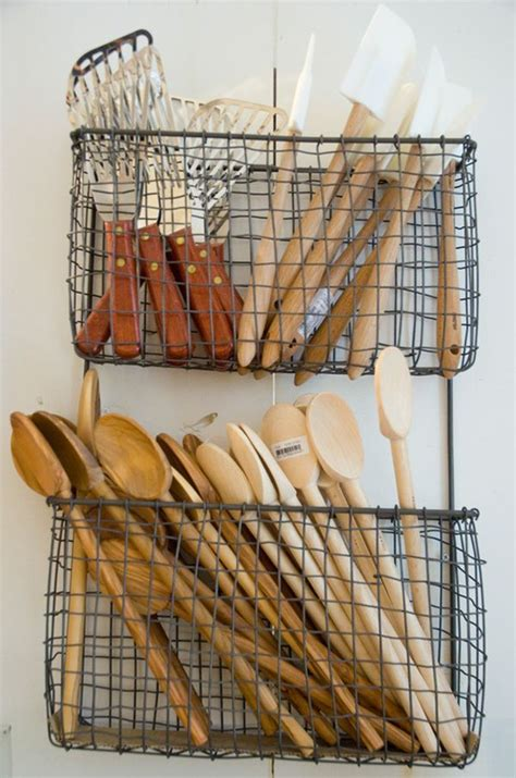 Kitchen Utensil Storage Ideas by 65 Ingenious Kitchen Organization Tips And Storage Ideas
