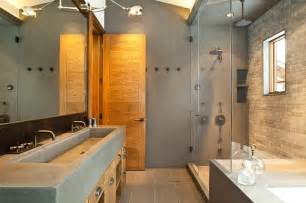 and simple master bath contemporary bathroom