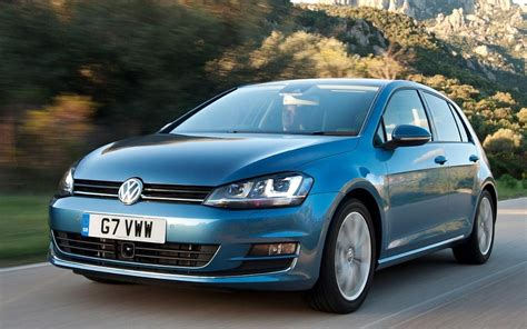 golf volkswagen volkswagen golf review still the benchmark family car