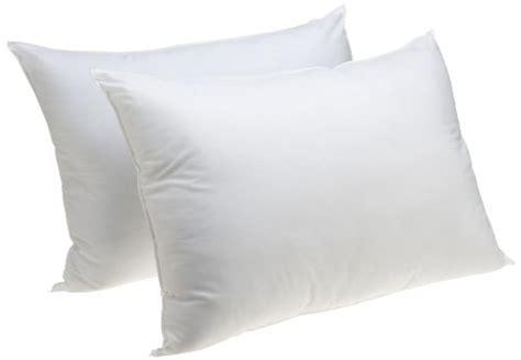 sleep better slumber fresh polyester standard bed pillow