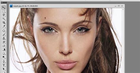 tutorial eyeliner unik membuat makeup foto dengan photoshop tomy meilando blog