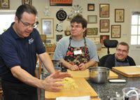 Kitchen Workshop Paoli by Adults Learn Culinary Skills