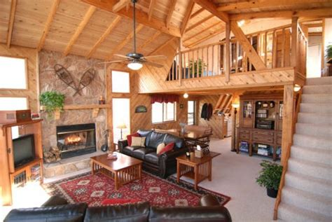 Our New Great Room Vibe Gorgeous Lakefront Chalet W 450 Sq Ft Vrbo