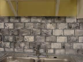 Painted Backsplash Ideas Kitchen gray kitchen tile backsplash faux painting for to faux